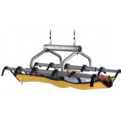 Support allongé pliable 250 kg