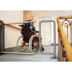 Barre de Sécurité escalier